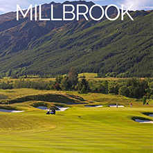 Millbrook golf course queenstown