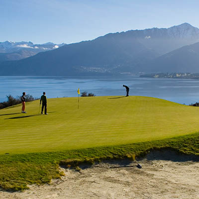 Queenstown Golf Packages