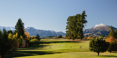 Wanaka Golf Course