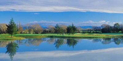 Clearwater resort golf course NZ