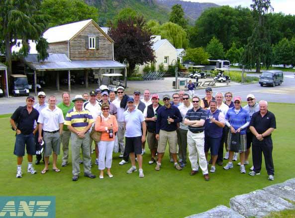 Corporate golf tours queenstown