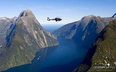 Helicopter tours queenstown