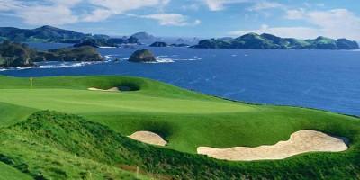 Kauri Cliffs Golf NZ