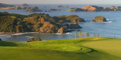 Kauri Cliffs golf course