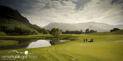Millbrook resort golf club nz
