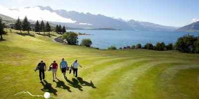 Queenstown Golf Course and Club New Zealand